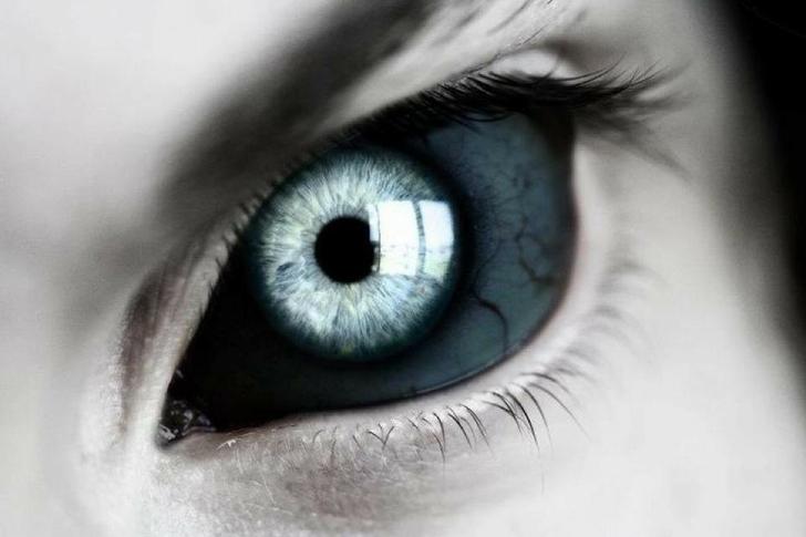 black colored eyes | blue eyes dark 1280x853 wallpaper Color Dark