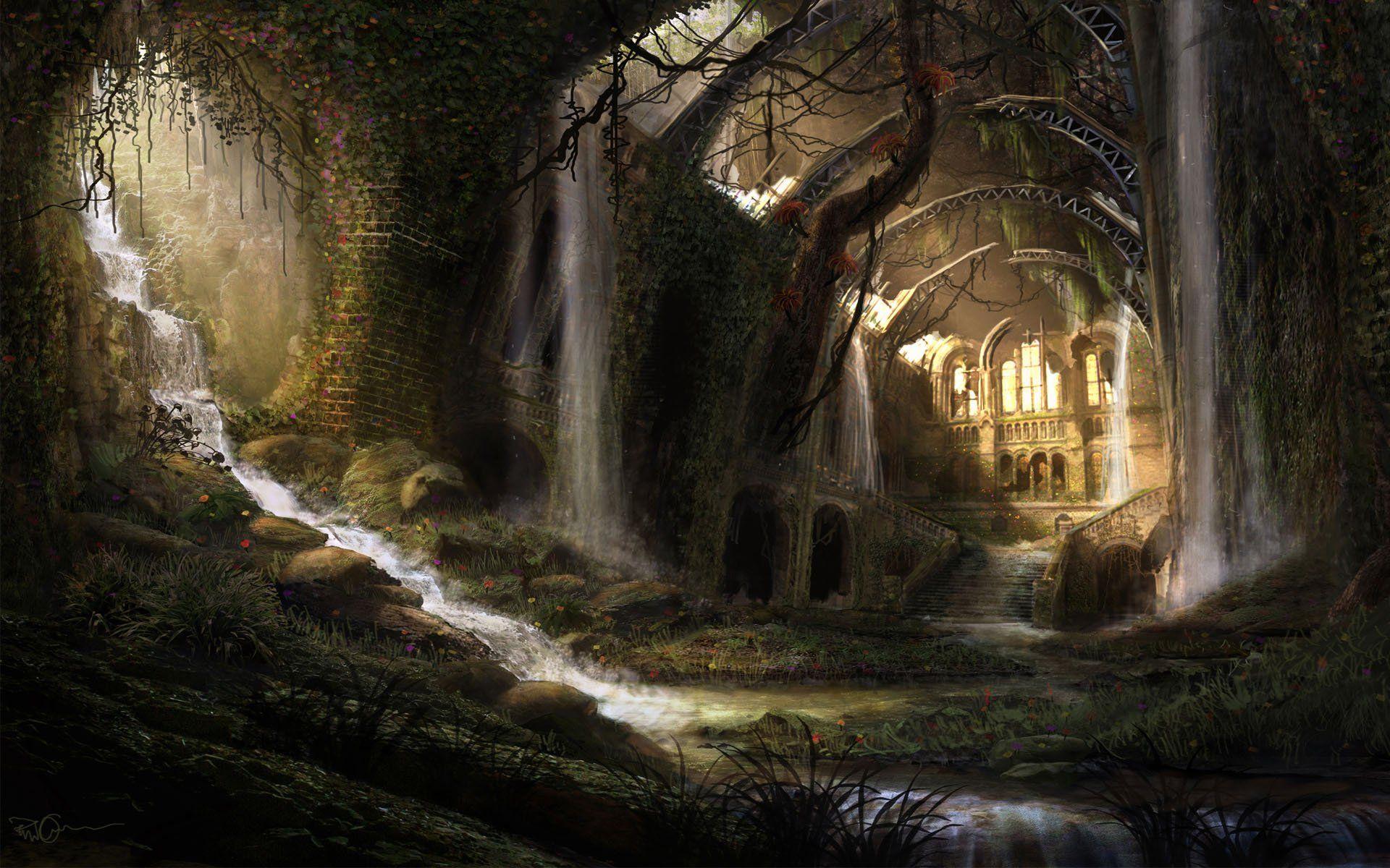 Dark Fantasy Wallpapers - Wallpaper Cave