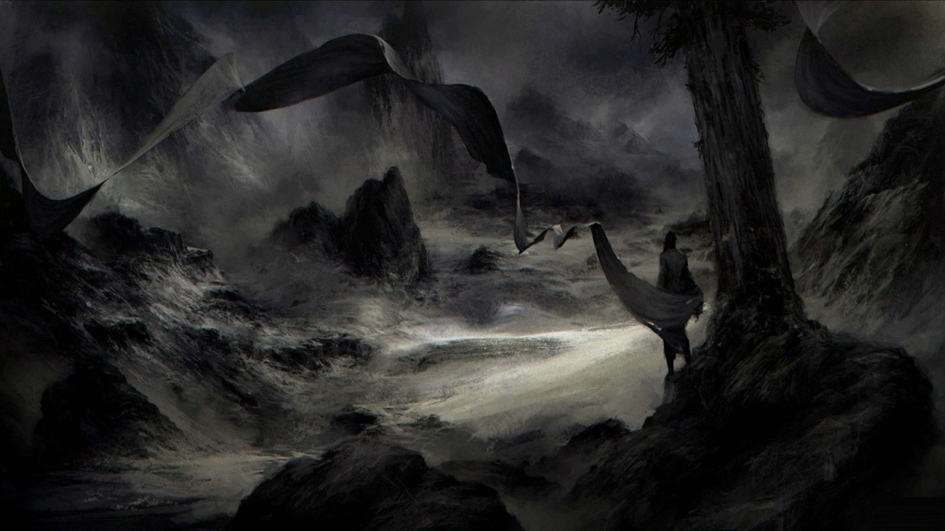 Dark Fantasy Wallpapers - Wallpaper Cave