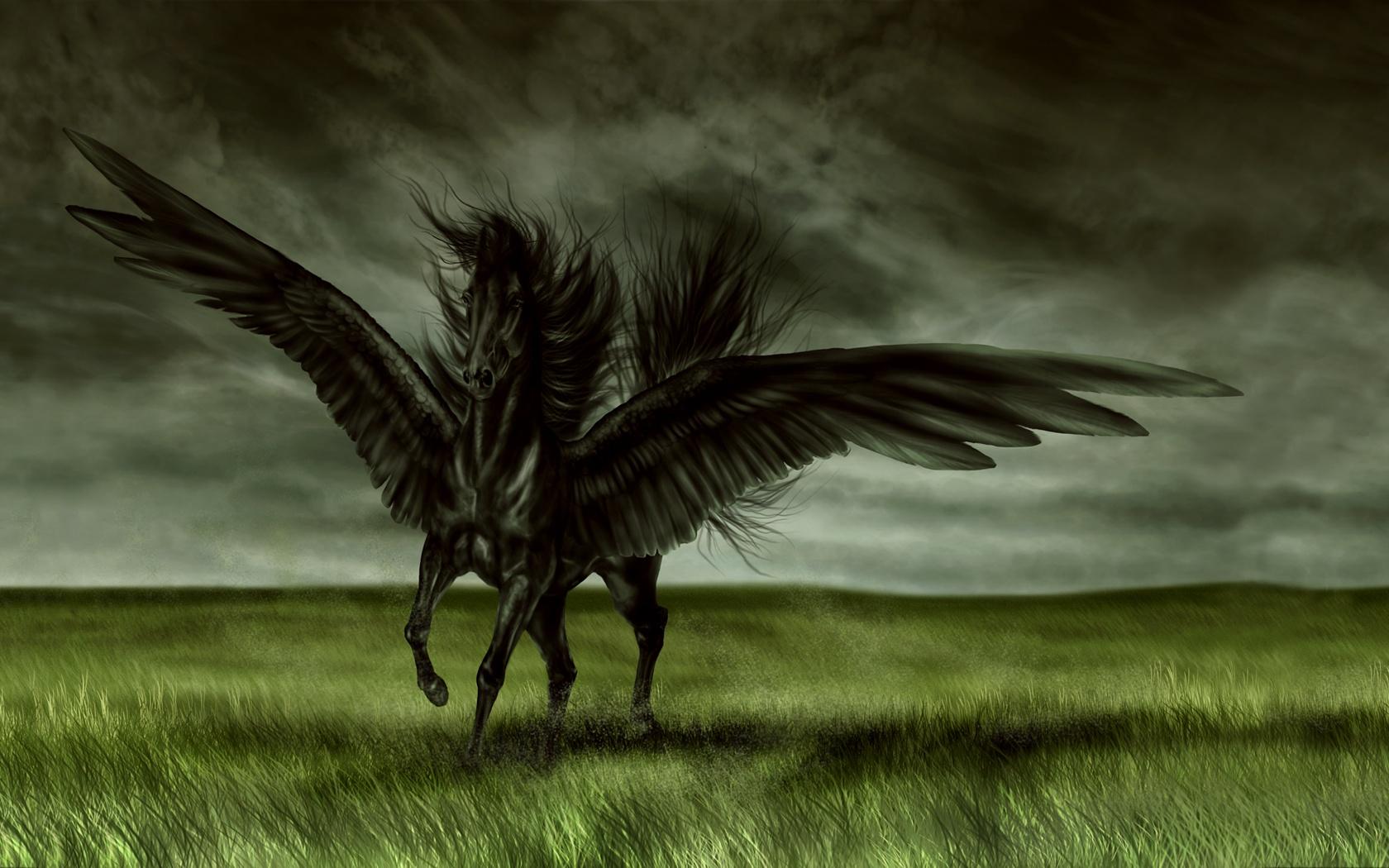Dark Fantasy Wallpaper HD - WallpaperSafari