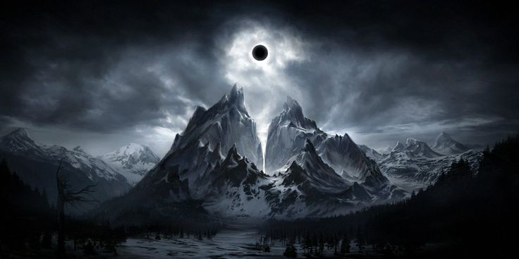Dark Fantasy Wallpapers - WallpaperSafari