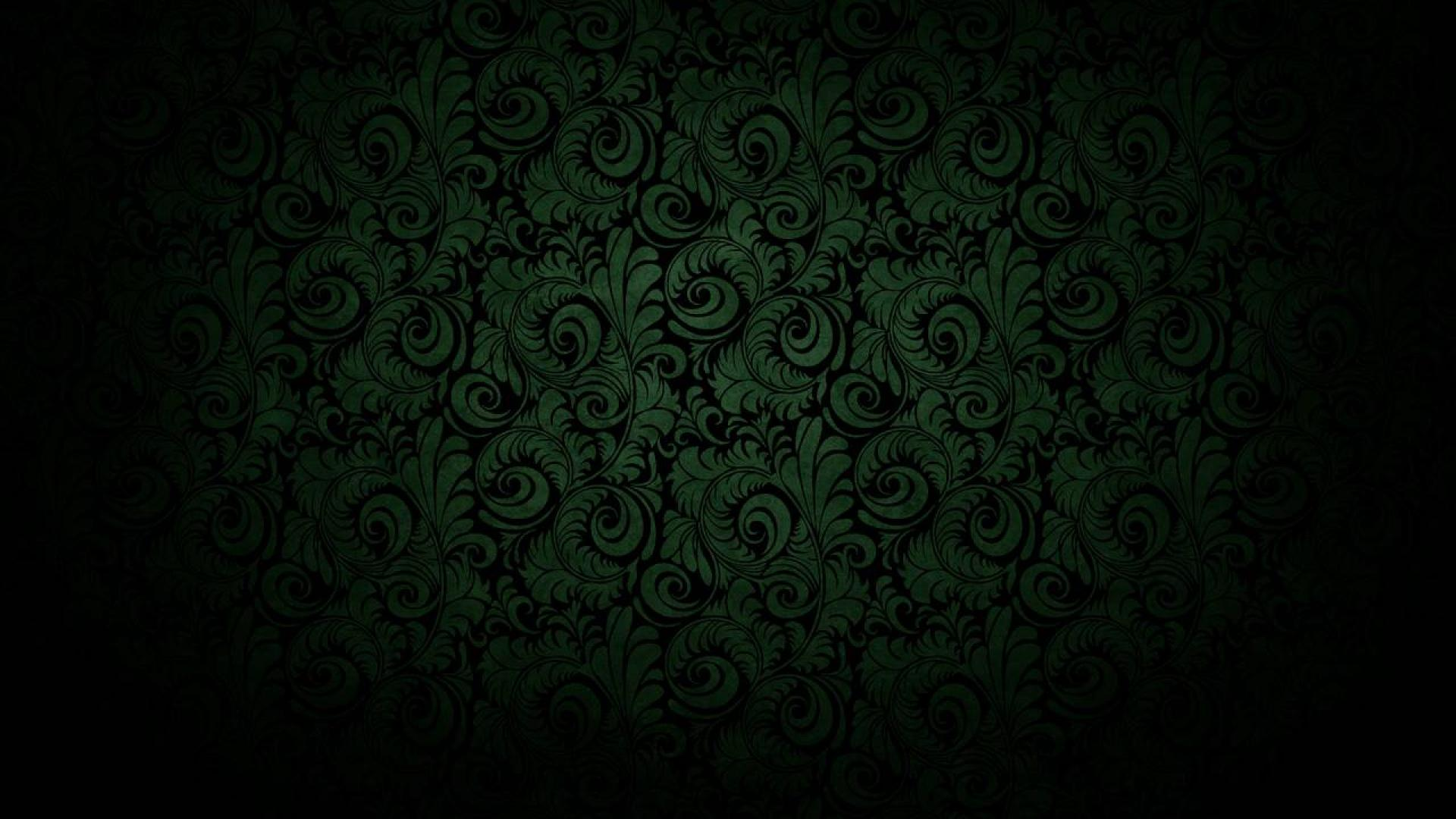Collection of Dark Green Backgrounds on HDWallpapers