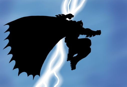 DeviantArt: More Like Batman: The Dark Knight Returns Wallpaper by