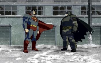 9 Batman: The Dark Knight Returns HD Wallpapers | Backgrounds