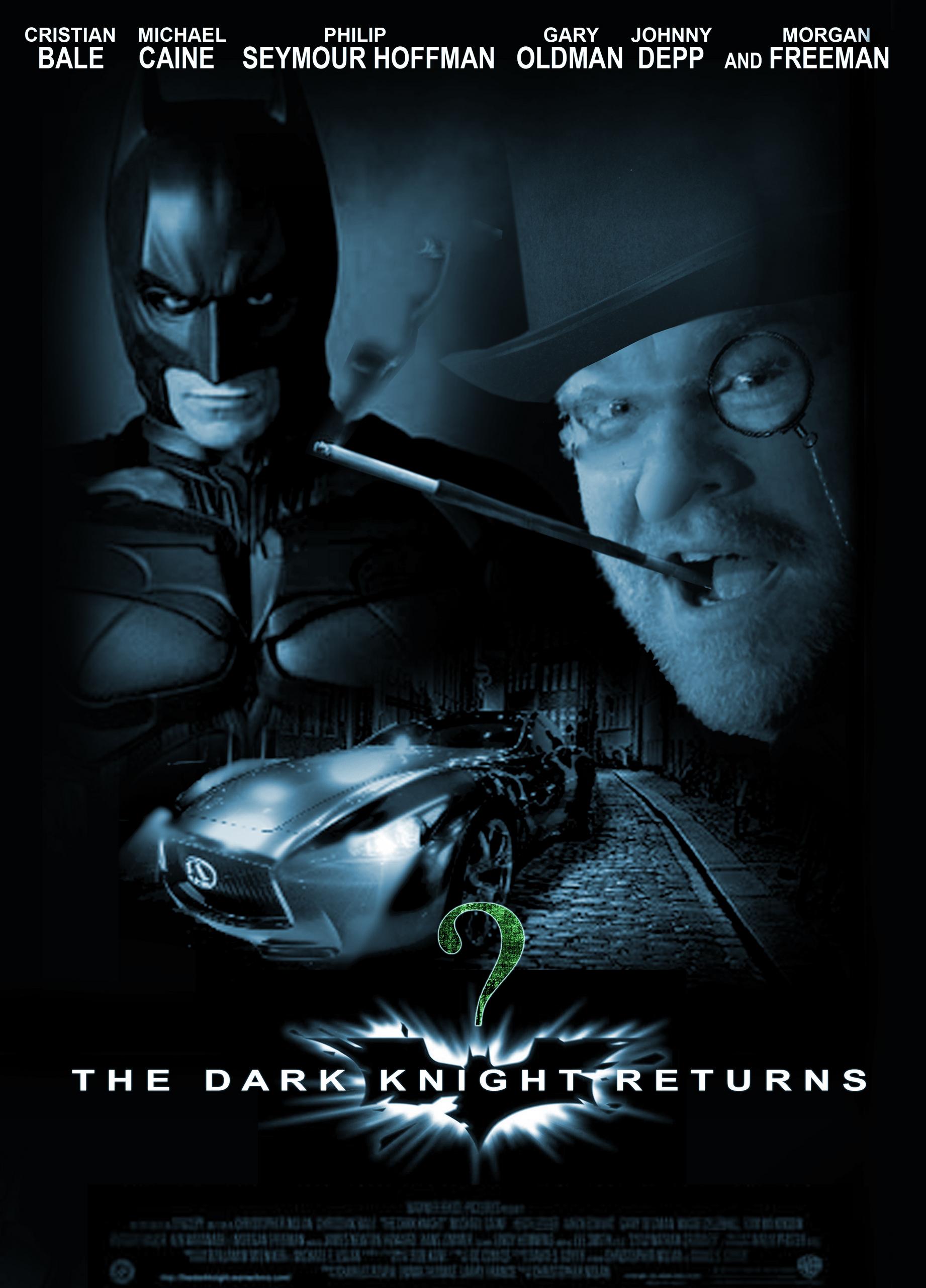 The Dark Knight Returns Batman Full HD Image for iPhone - Cartoons