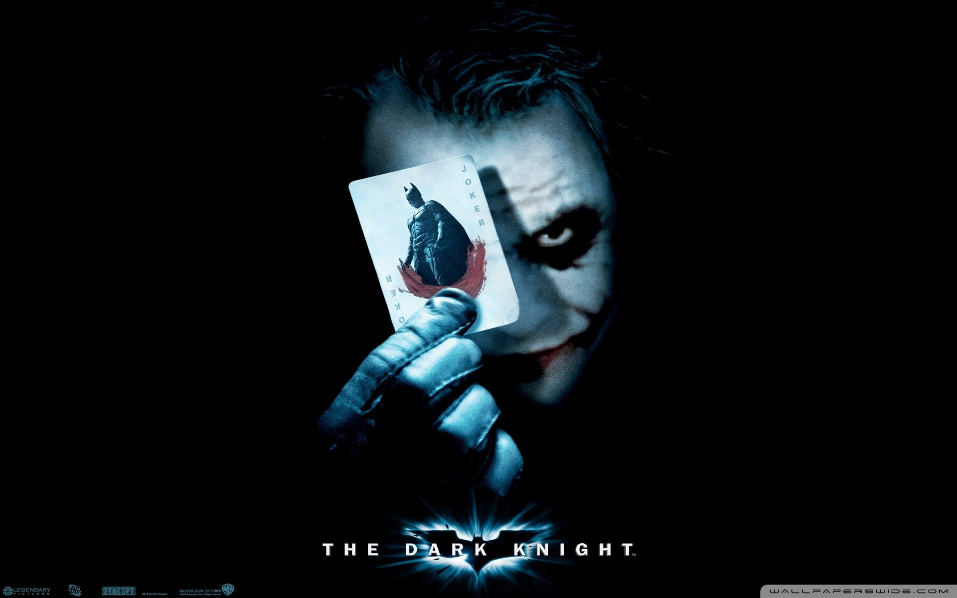 The Dark Knight HD desktop wallpaper : Widescreen : High Definition