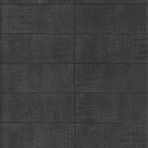 Faux Leather Wallpaper Designs | Burke Décor – BURKE DECOR