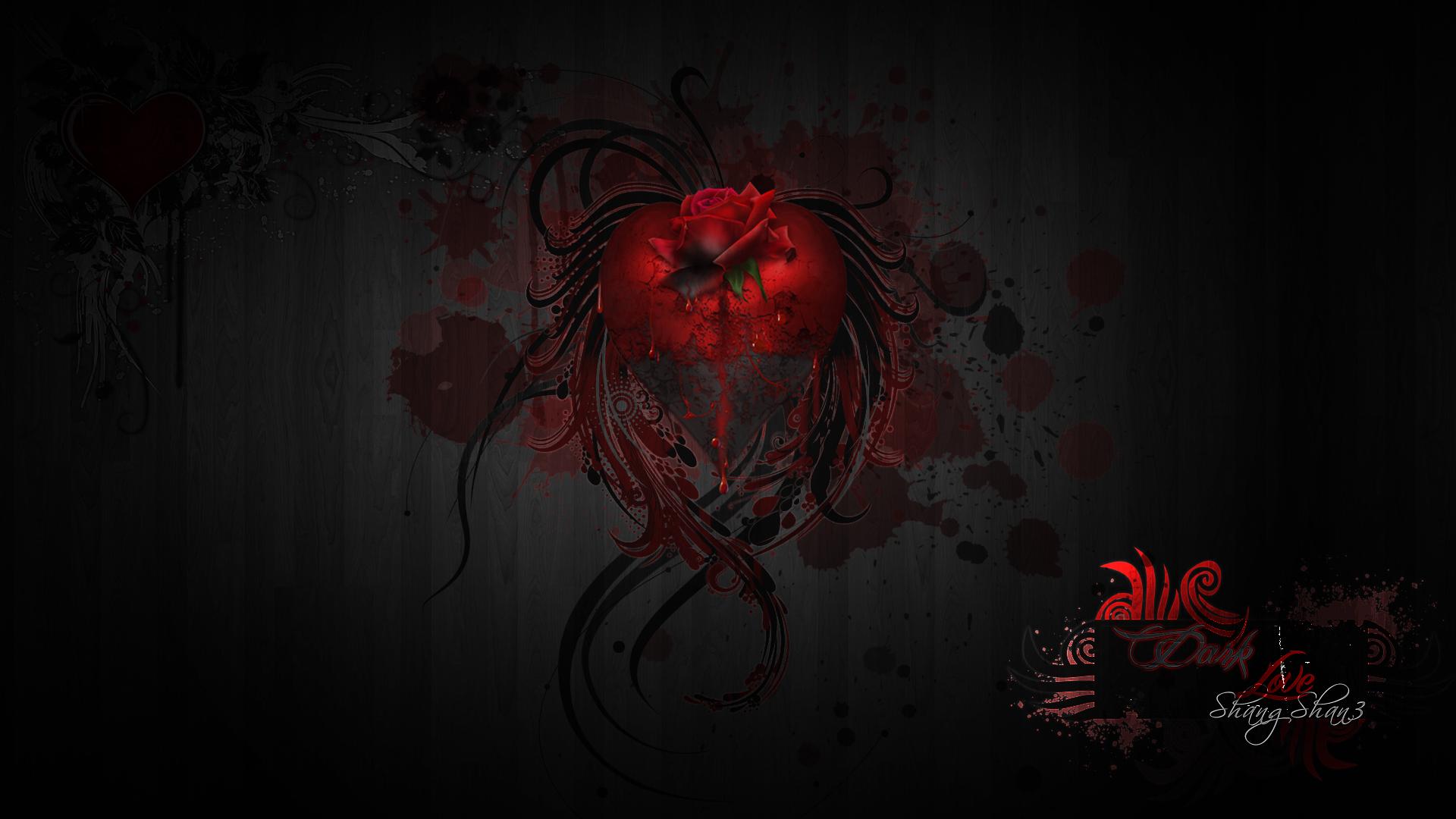 dark love wallpaper #21