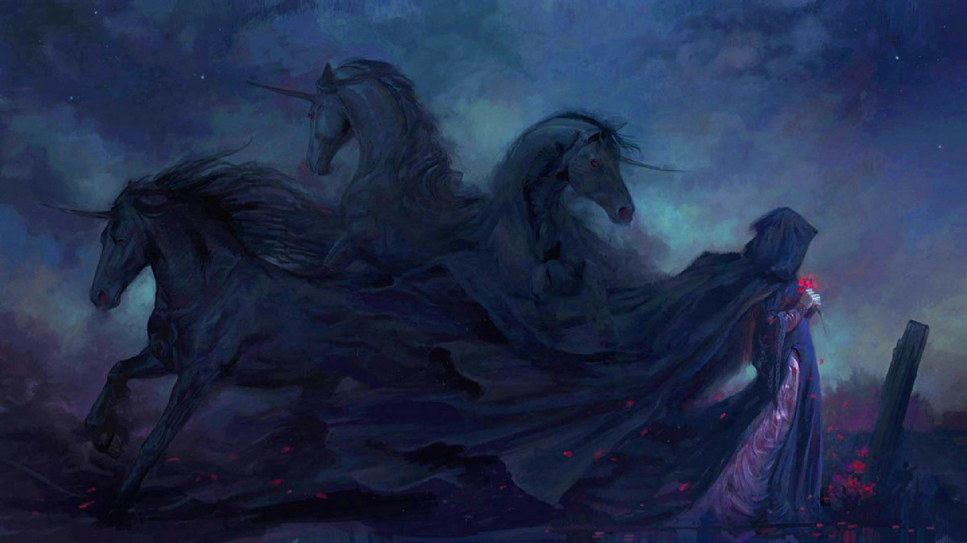 Dark Magic HD Wallpaper | Download HD Wallpapers