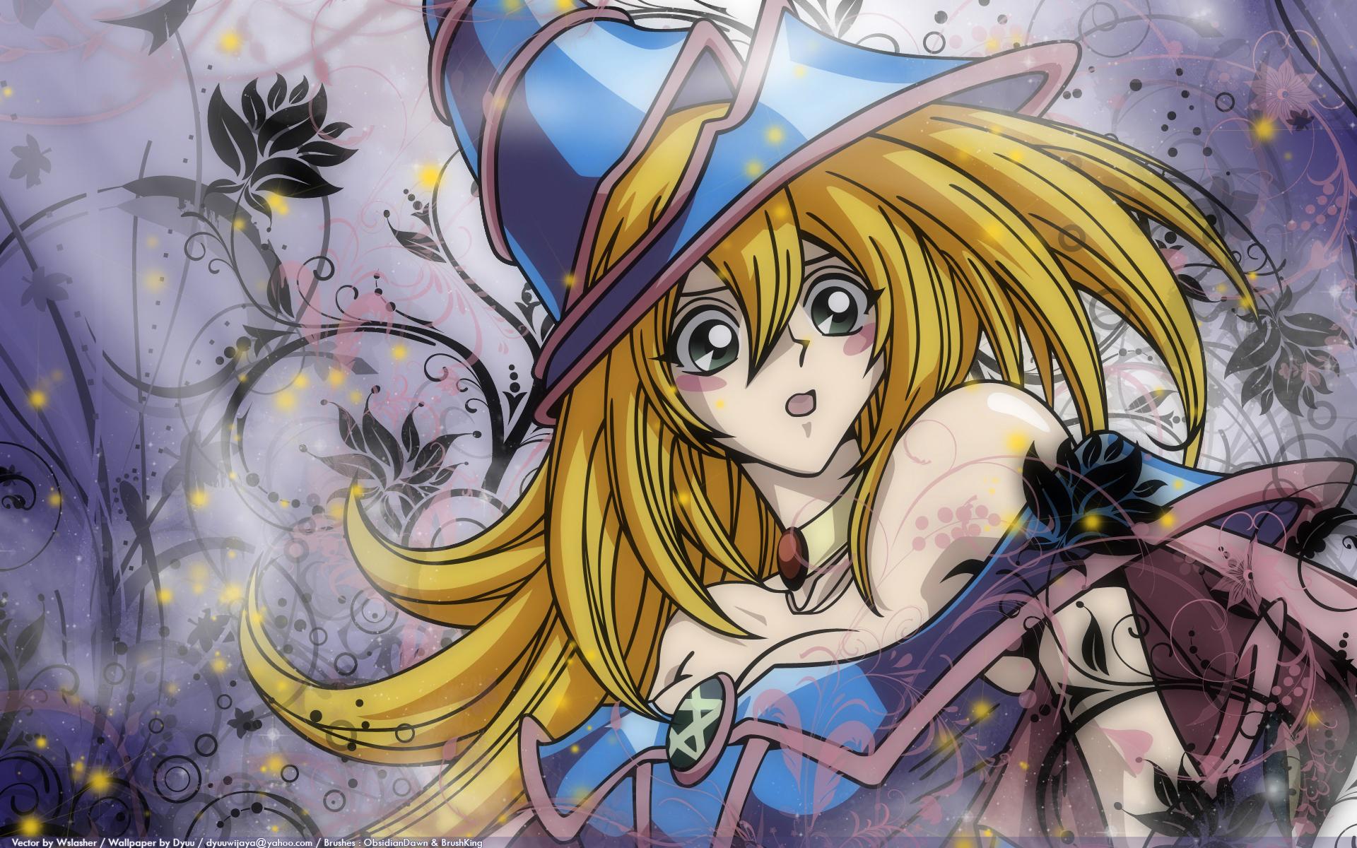 the dark magician girl | Yugioh | Pinterest | The o'jays, Girls
