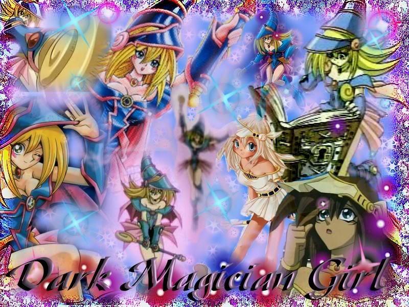 dark magician girl images Dark magician girl HD wallpaper and