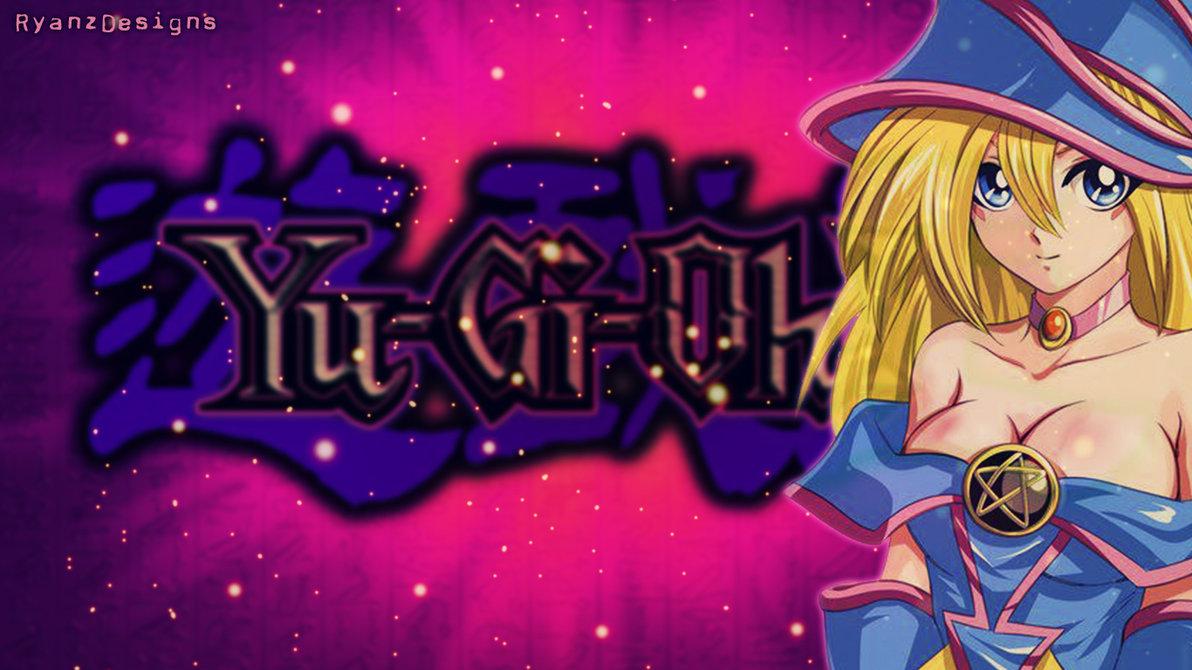 Dark Magician Girl Wallpaper Page 1