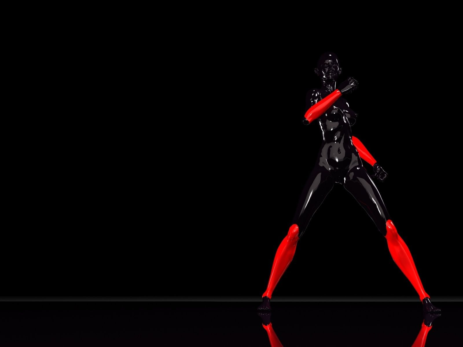 Black And Red Wallpapers HD