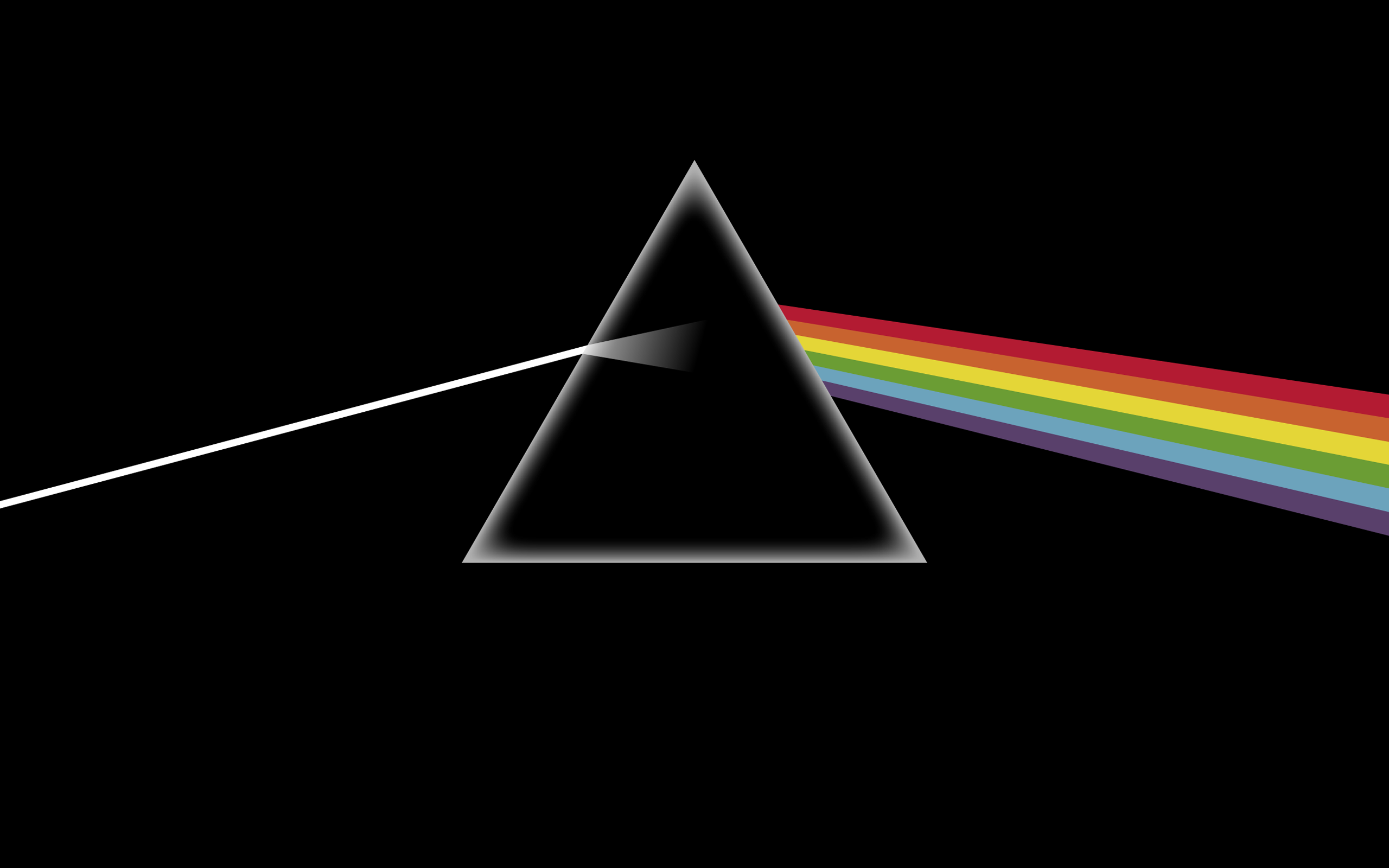 Dark side of the moon wallpaper