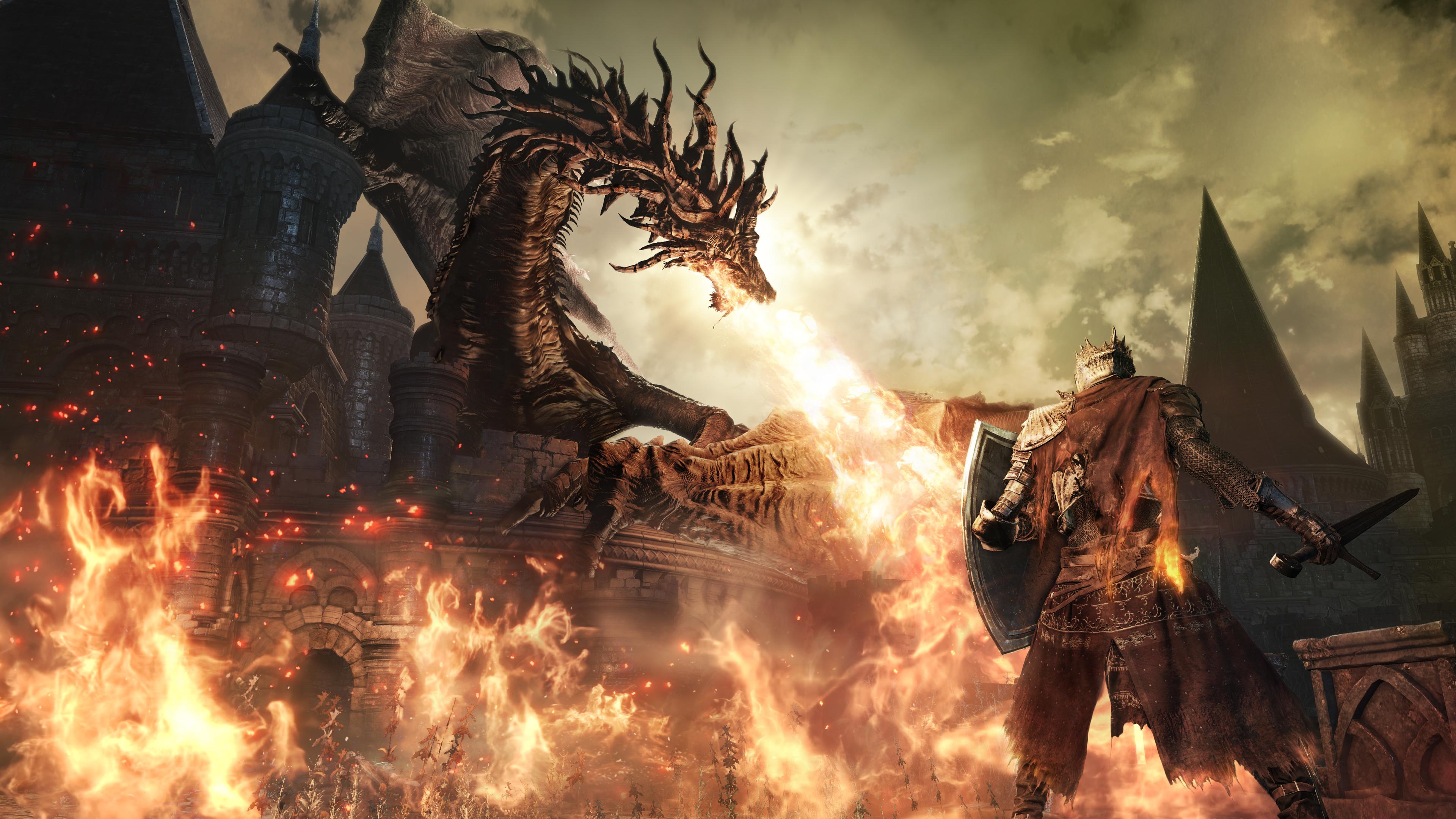Dark Souls 3 Wallpaper - WallpaperSafari