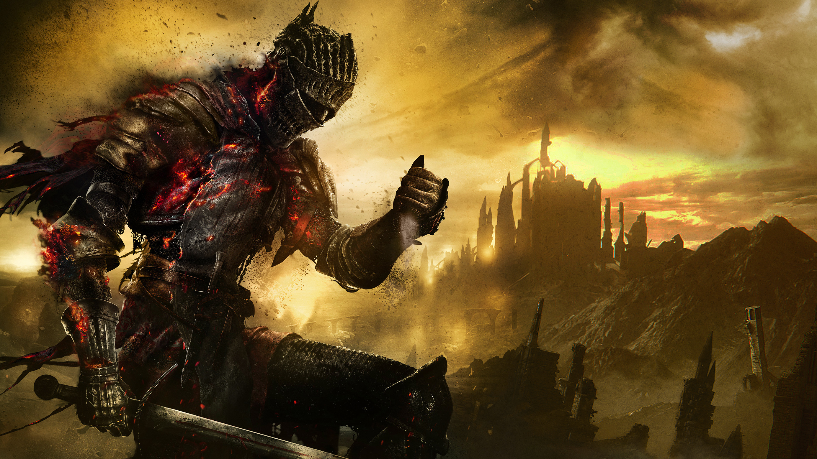 132 Dark Souls III HD Wallpapers | Backgrounds - Wallpaper Abyss