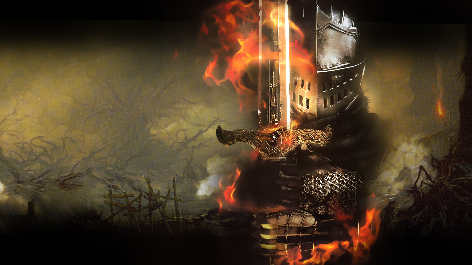 235 Dark Souls HD Wallpapers | Backgrounds - Wallpaper Abyss
