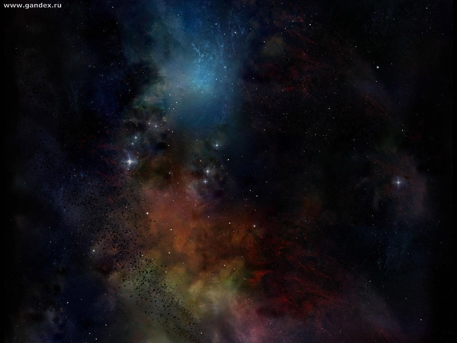 Dark Space Wallpaper