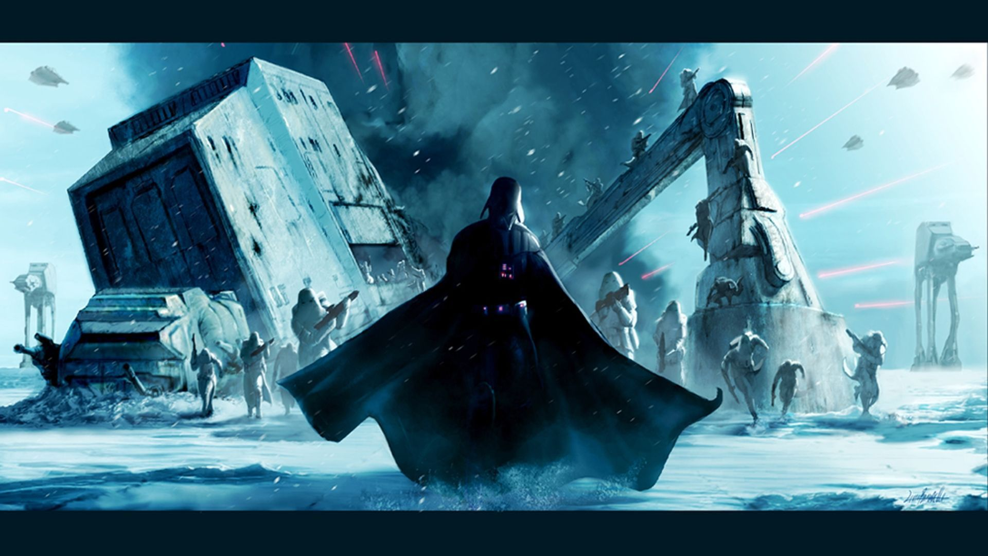 Star Wars Darth Vader Wallpapers - Wallpaper Cave