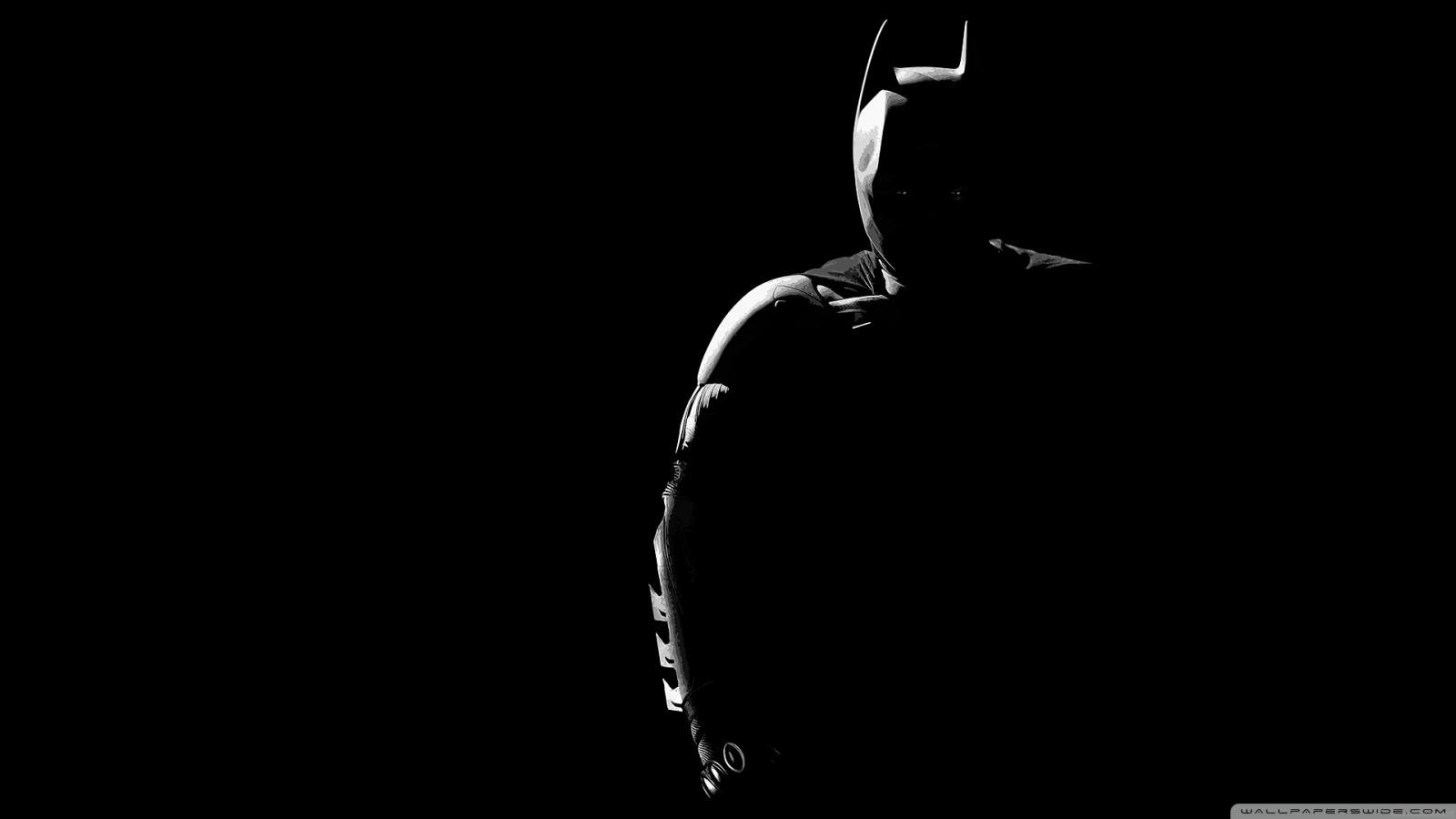 Batman Dark HD desktop wallpaper : Widescreen : High Definition