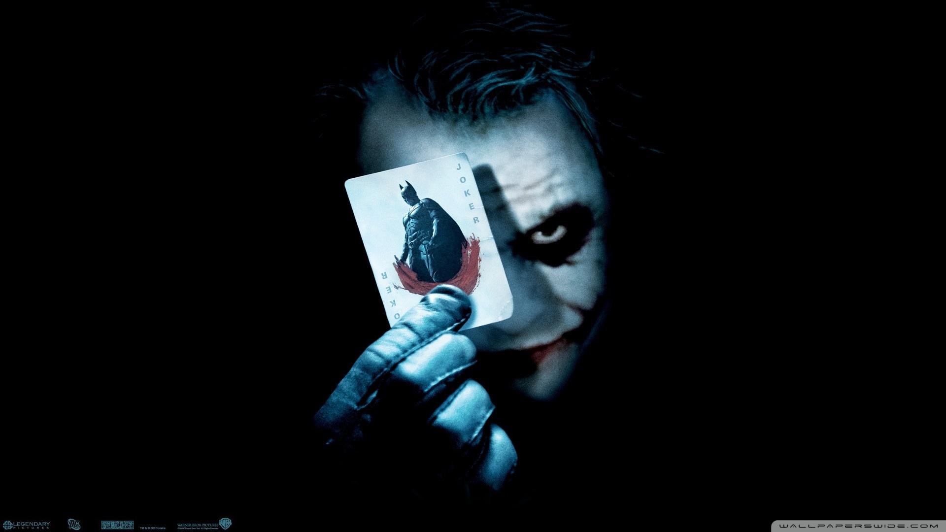 The Dark Knight HD desktop wallpaper : Widescreen : High Definition