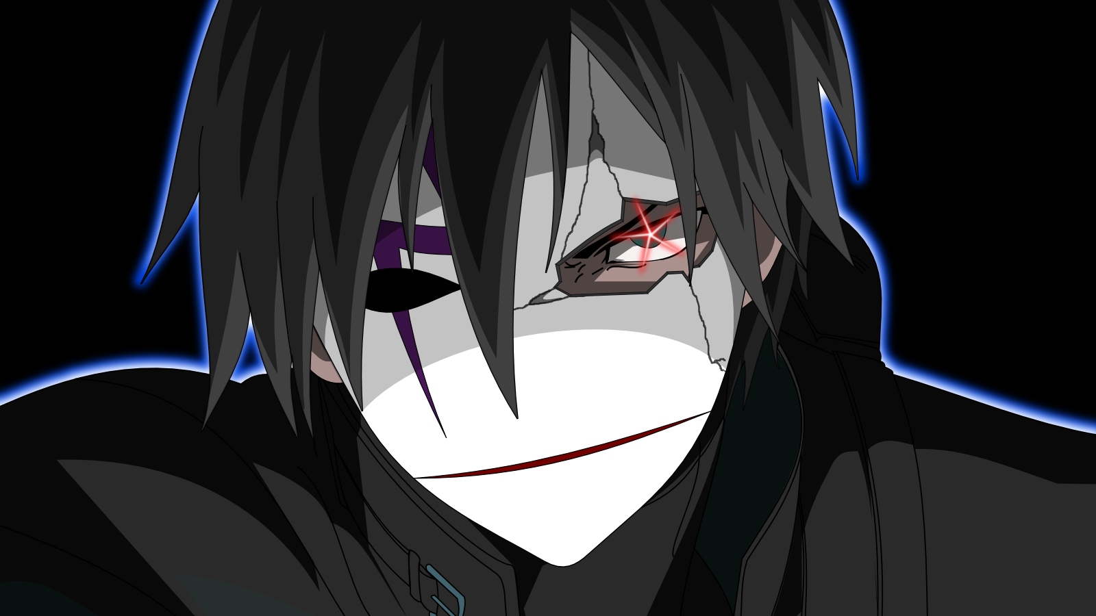 Darker Than Black Wallpapers Sf Wallpaper