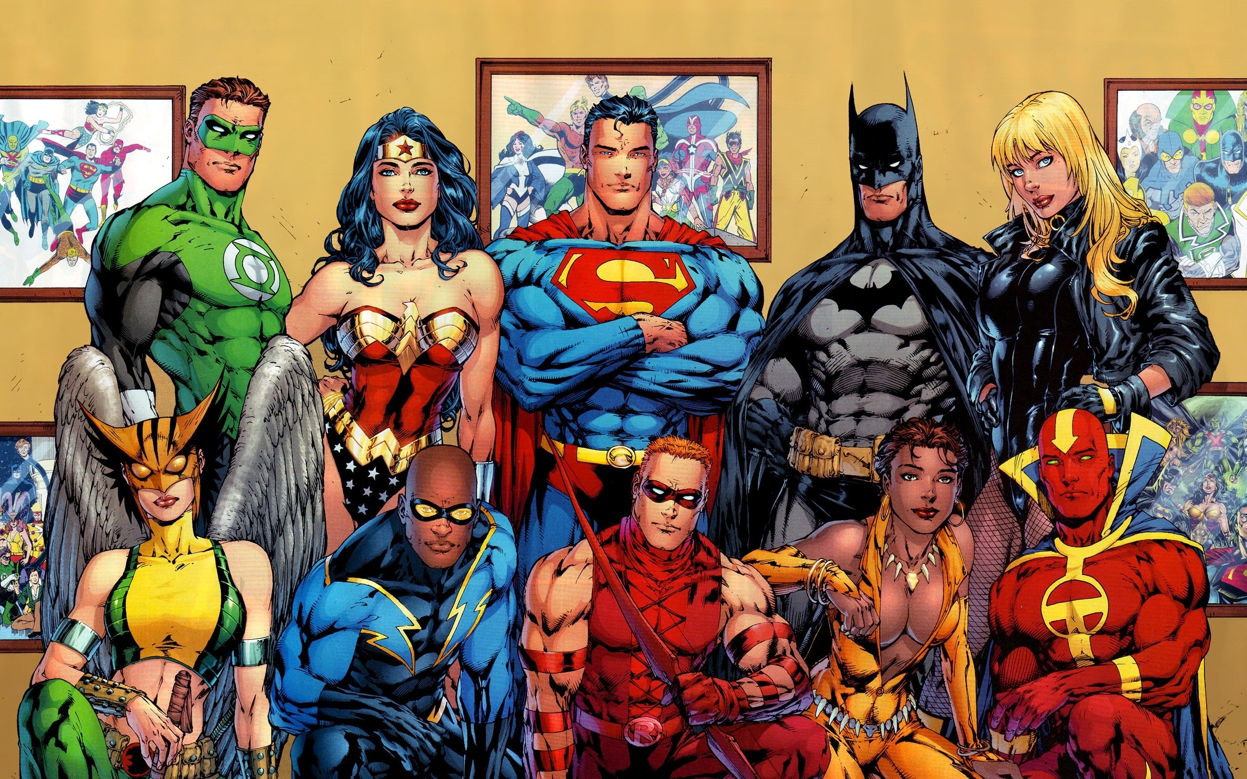 81 DC Comics HD Wallpapers | Backgrounds - Wallpaper Abyss