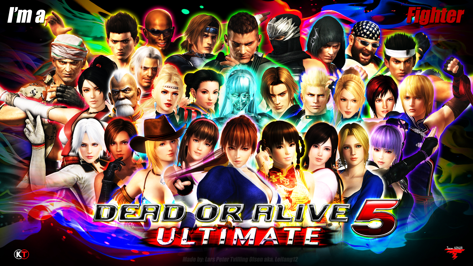 DeviantArt: More Like DEAD OR ALIVE 5 ULTIMATE ALL CHARACTERS