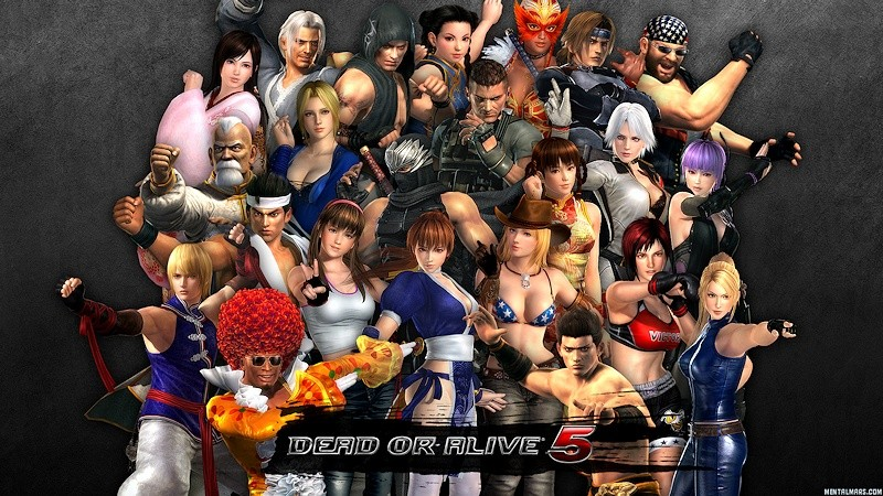Dead or Alive 5 Wallpaper - MentalMars