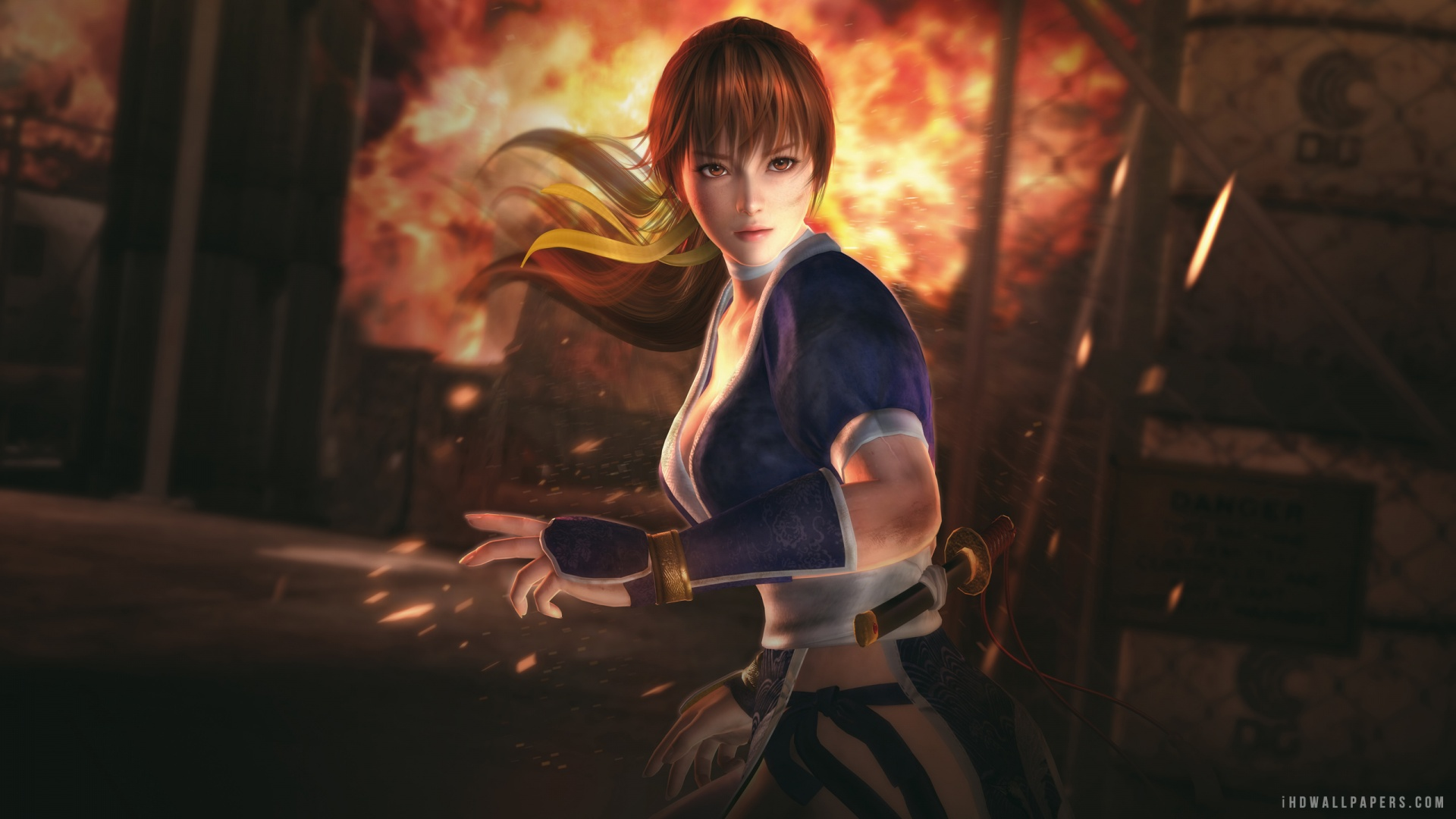 Full HDQ Wallpapers: Dead Or Alive 5 Wallpapers, 646x325 px