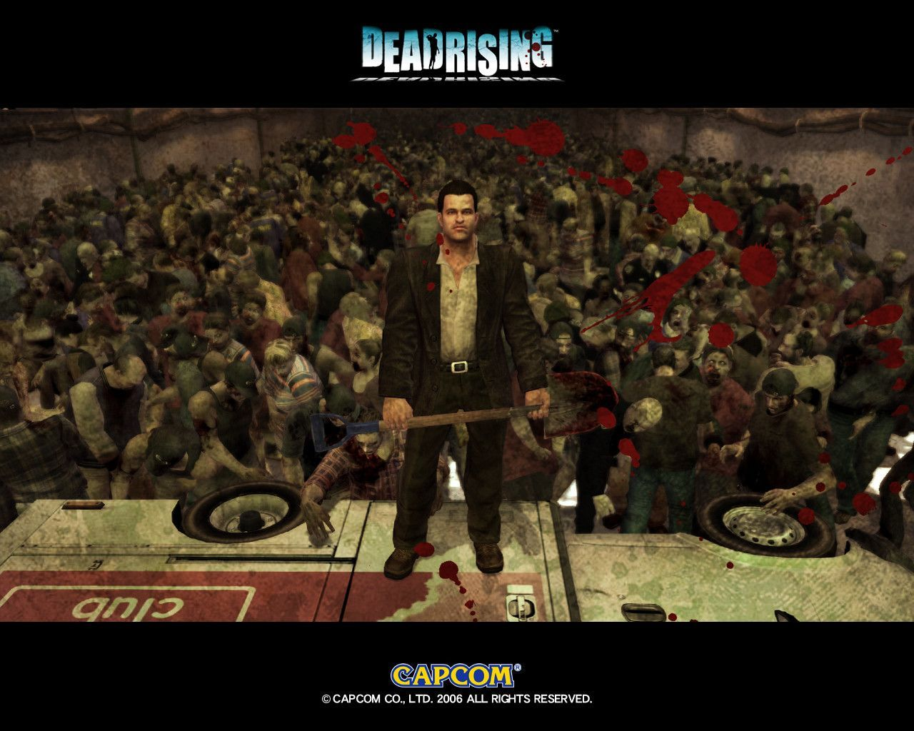 Dead Rising Wallpapers - Wallpaper Cave