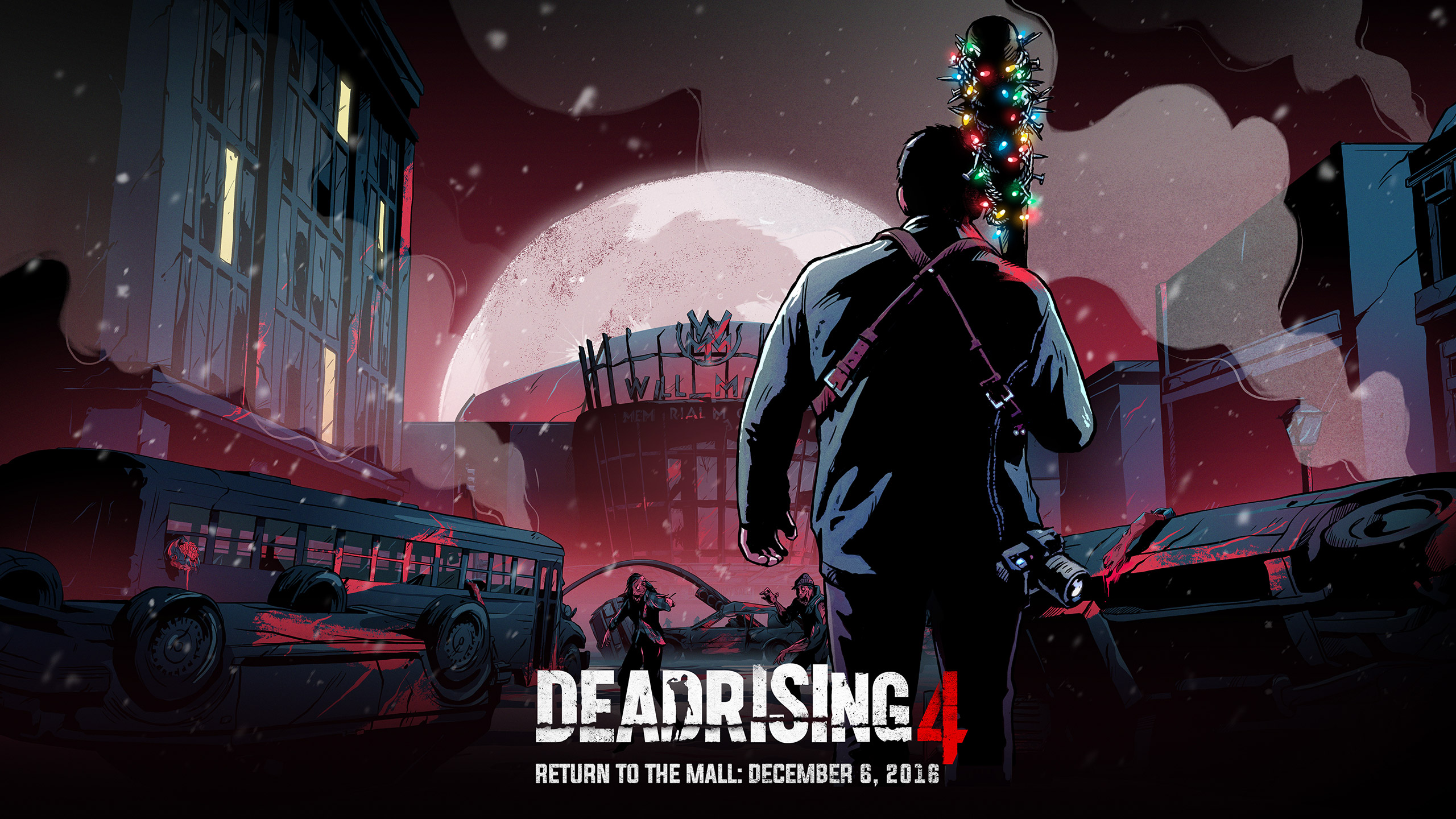Page 1 | Dead Rising 4 HD Wallpapers
