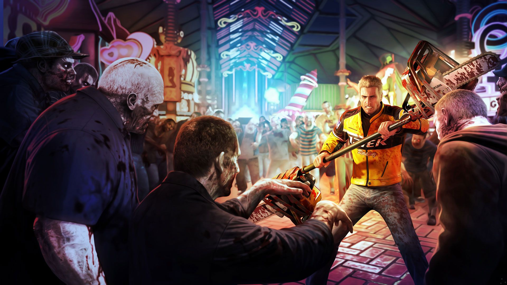 Collection of Dead Rising Wallpaper on HDWallpapers