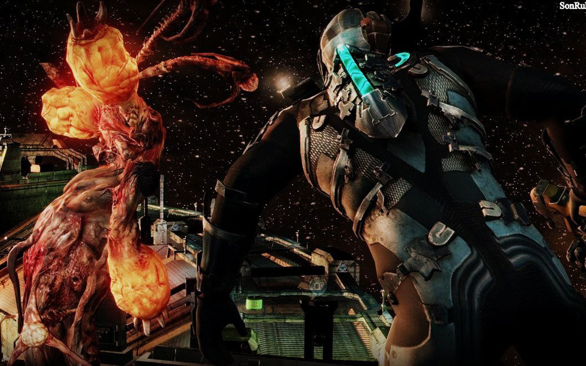 Free Wallpapers - Dead Space 2 Wallpaper