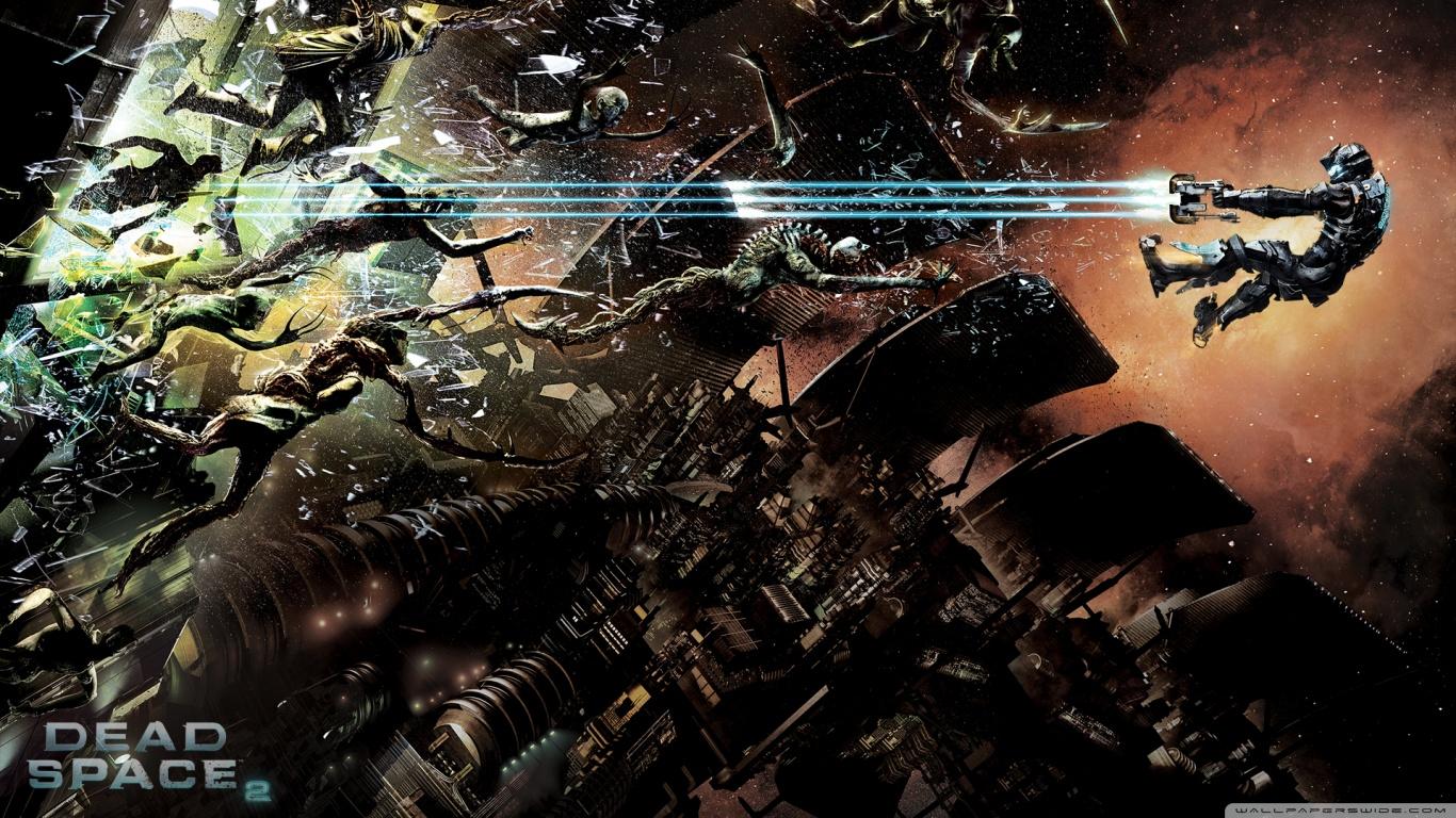 Dead Space 2 HD desktop wallpaper : Widescreen : High Definition