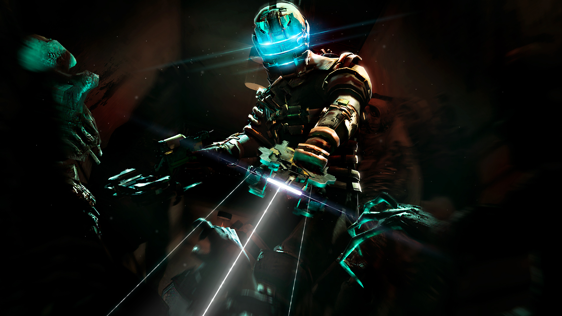 73 Dead Space 3 HD Wallpapers | Backgrounds - Wallpaper Abyss - Page 3