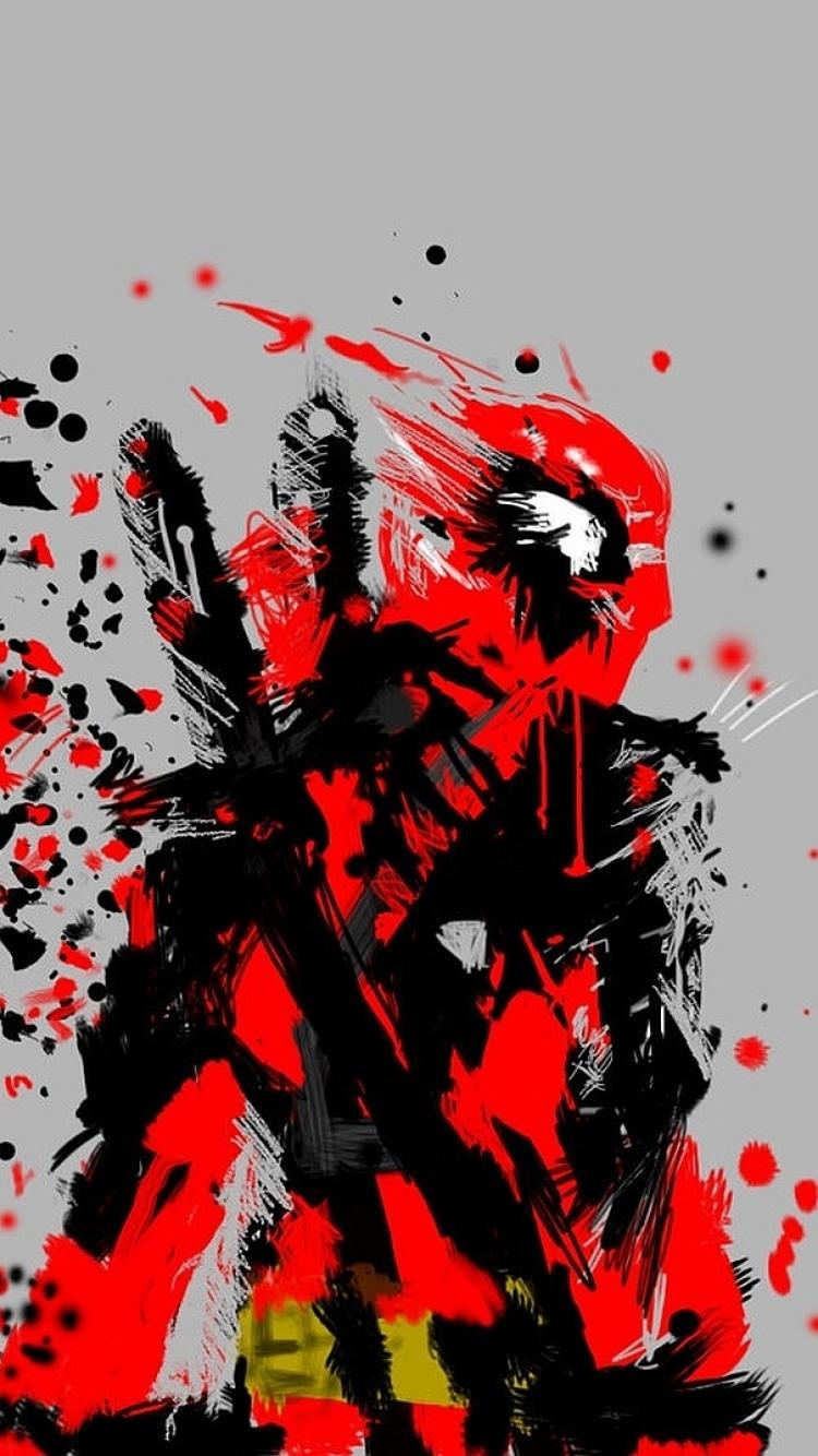 Deadpool Iphone 6 Wallpapers Sf Wallpaper
