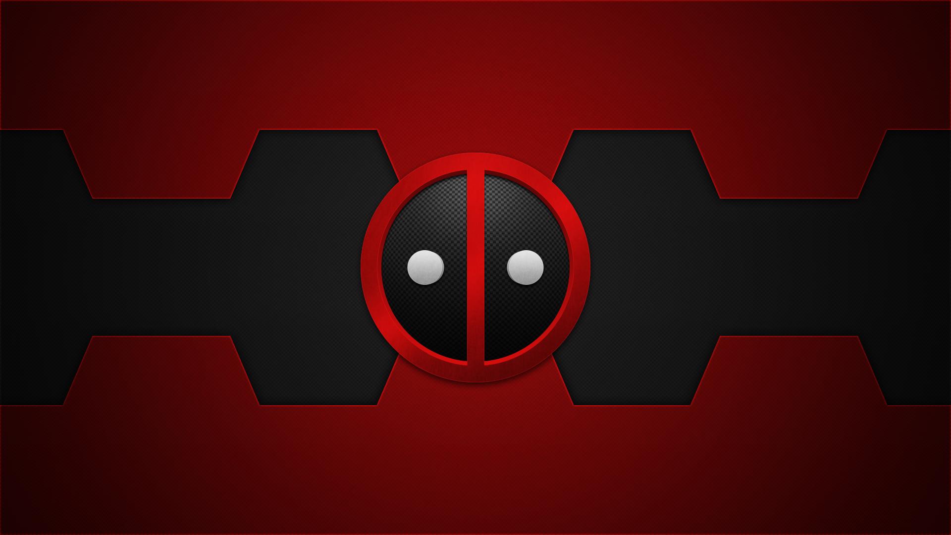 Deadpool Logo Wallpaper - WallpaperSafari