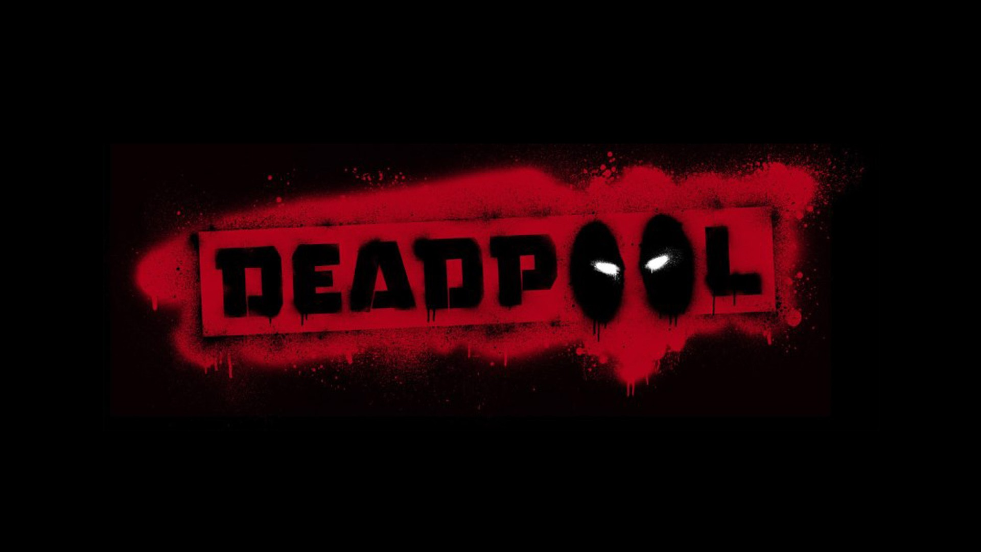 Deadpool Logo Wallpaper Sf Wallpaper