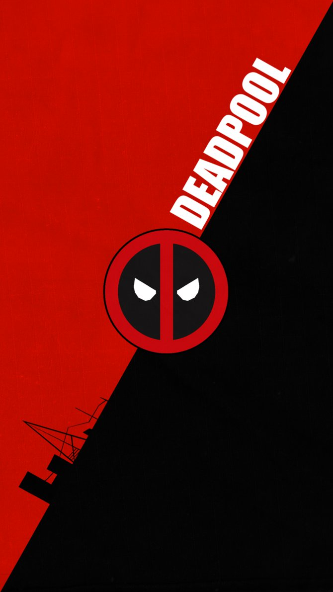 Deadpool Logo Wallpaper By Zhalovejun On Android High Resolution