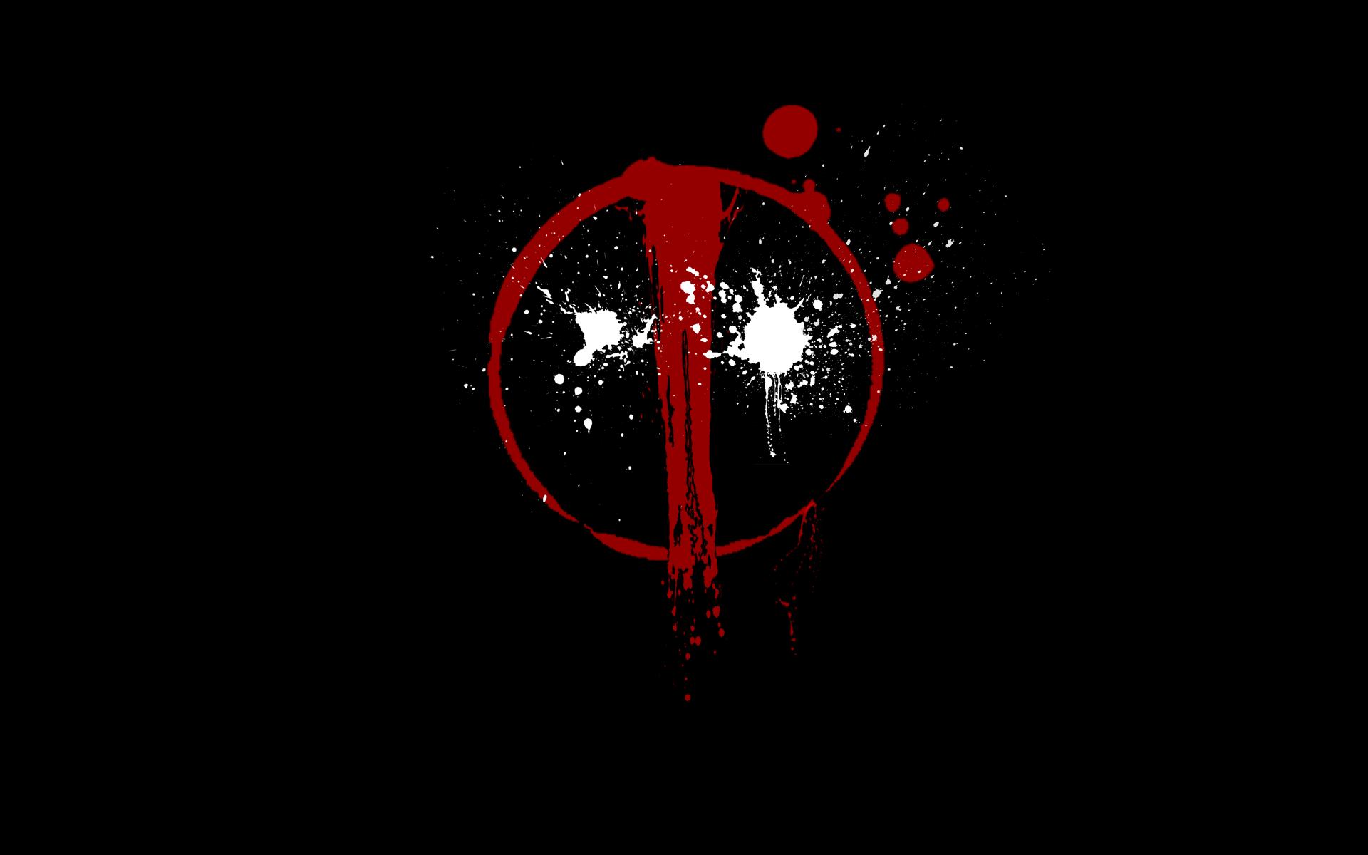Deadpool Logo Wallpaper HD | PixelsTalk Net