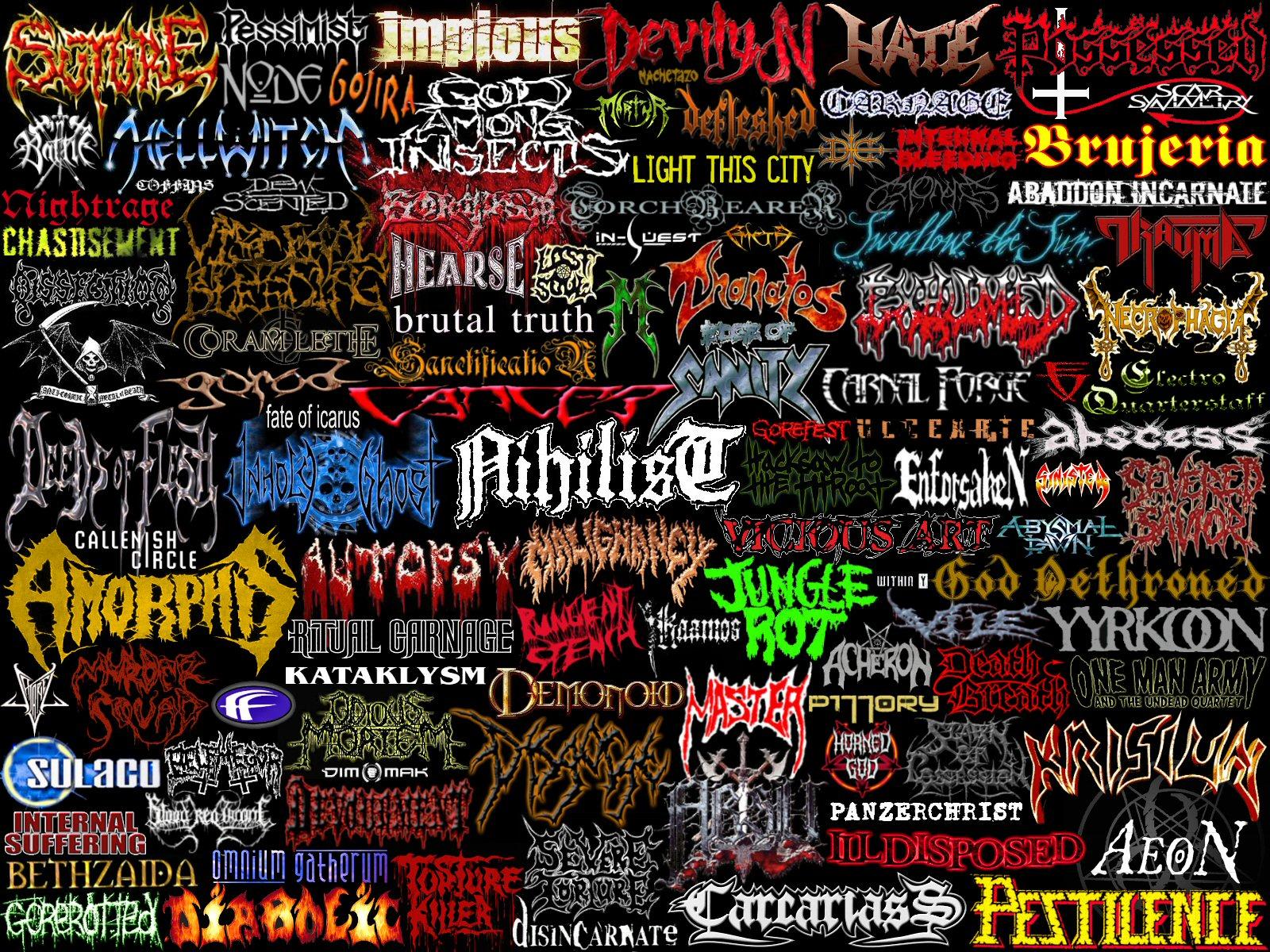 Death Metal Wallpapers Sf Wallpaper