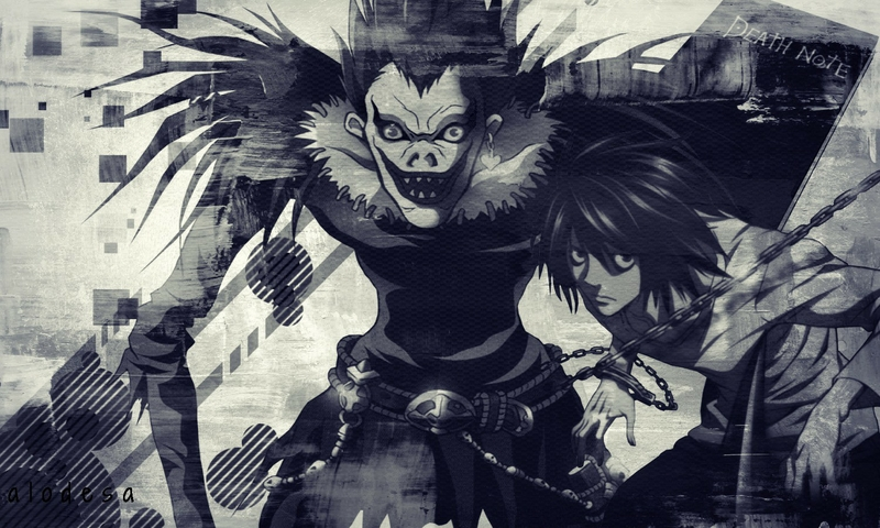 1000 Images About DEATH NOTE On Pinterest