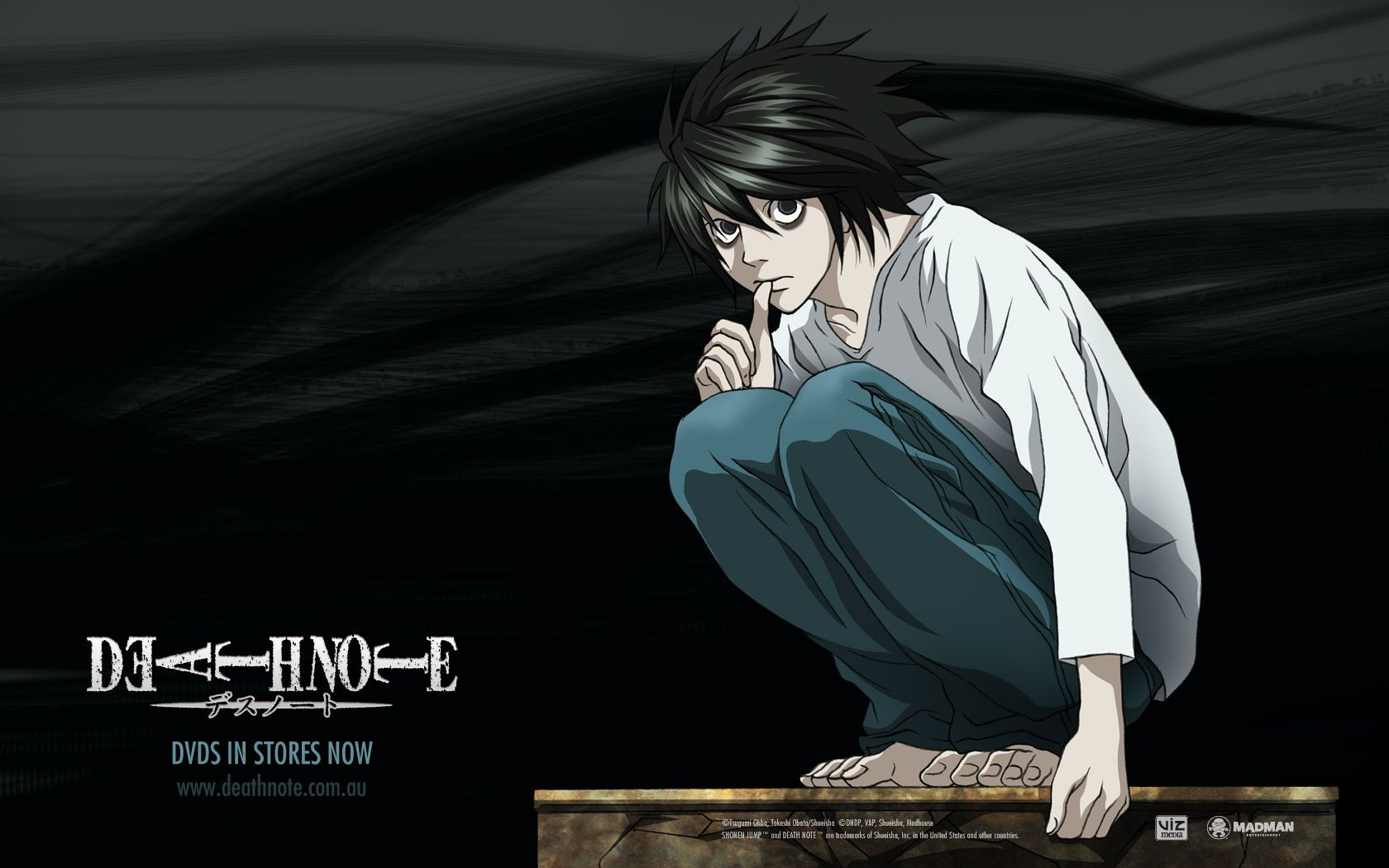 Death Note Anime Wallpaper Sf Wallpaper
