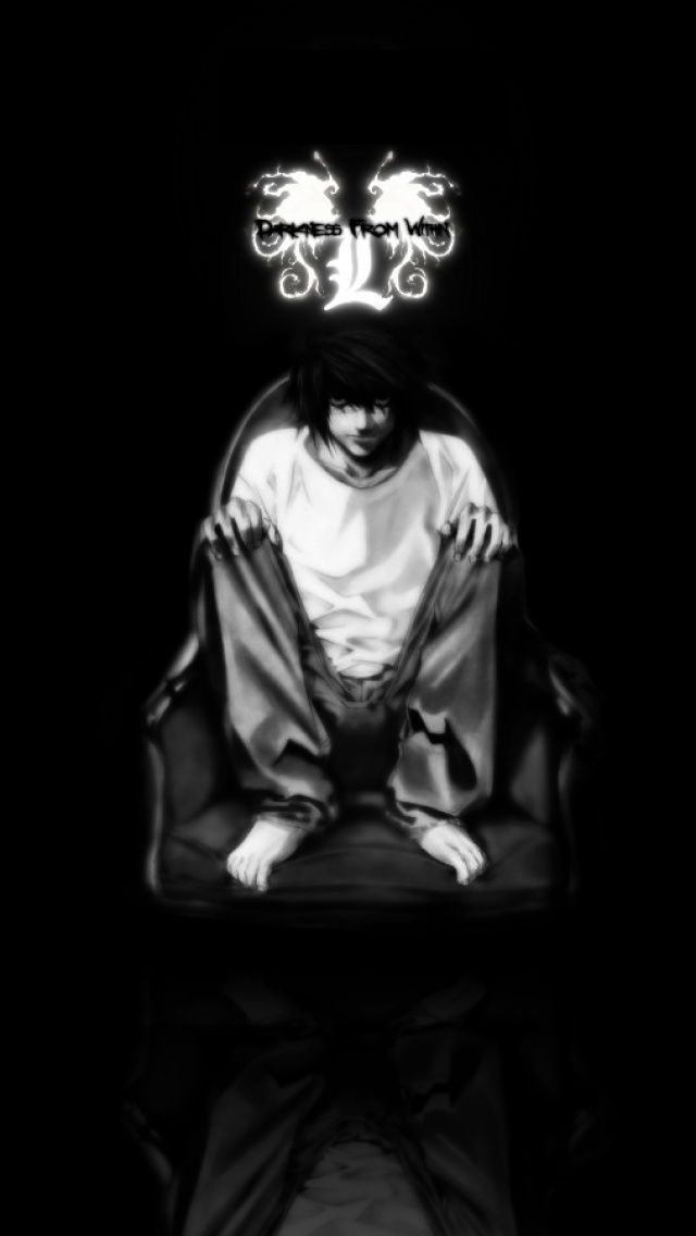 Death Note Iphone Wallpaper Sf Wallpaper