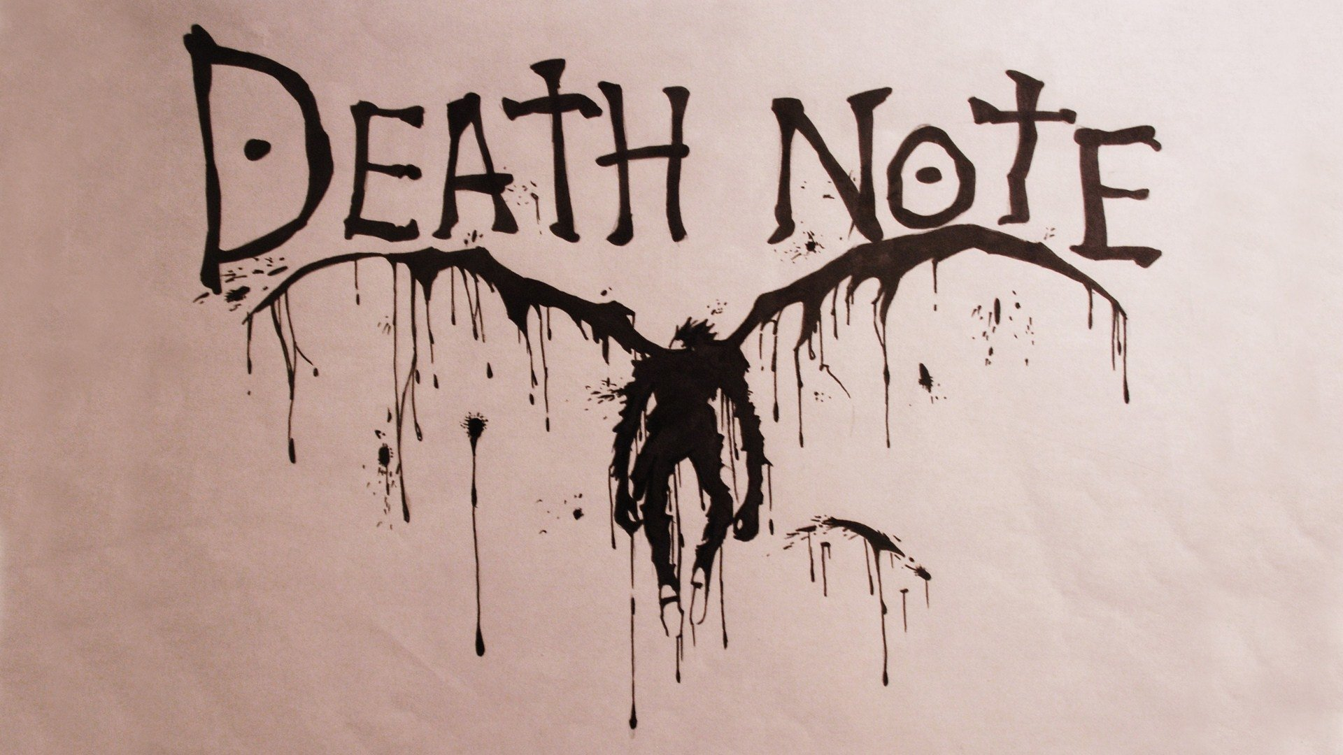 304 Death Note HD Wallpapers | Backgrounds - Wallpaper Abyss