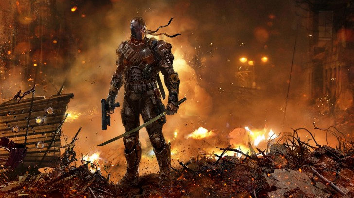 Death Stroke Wallpapers HD for Android and I-Phone - iPhone2Lovely