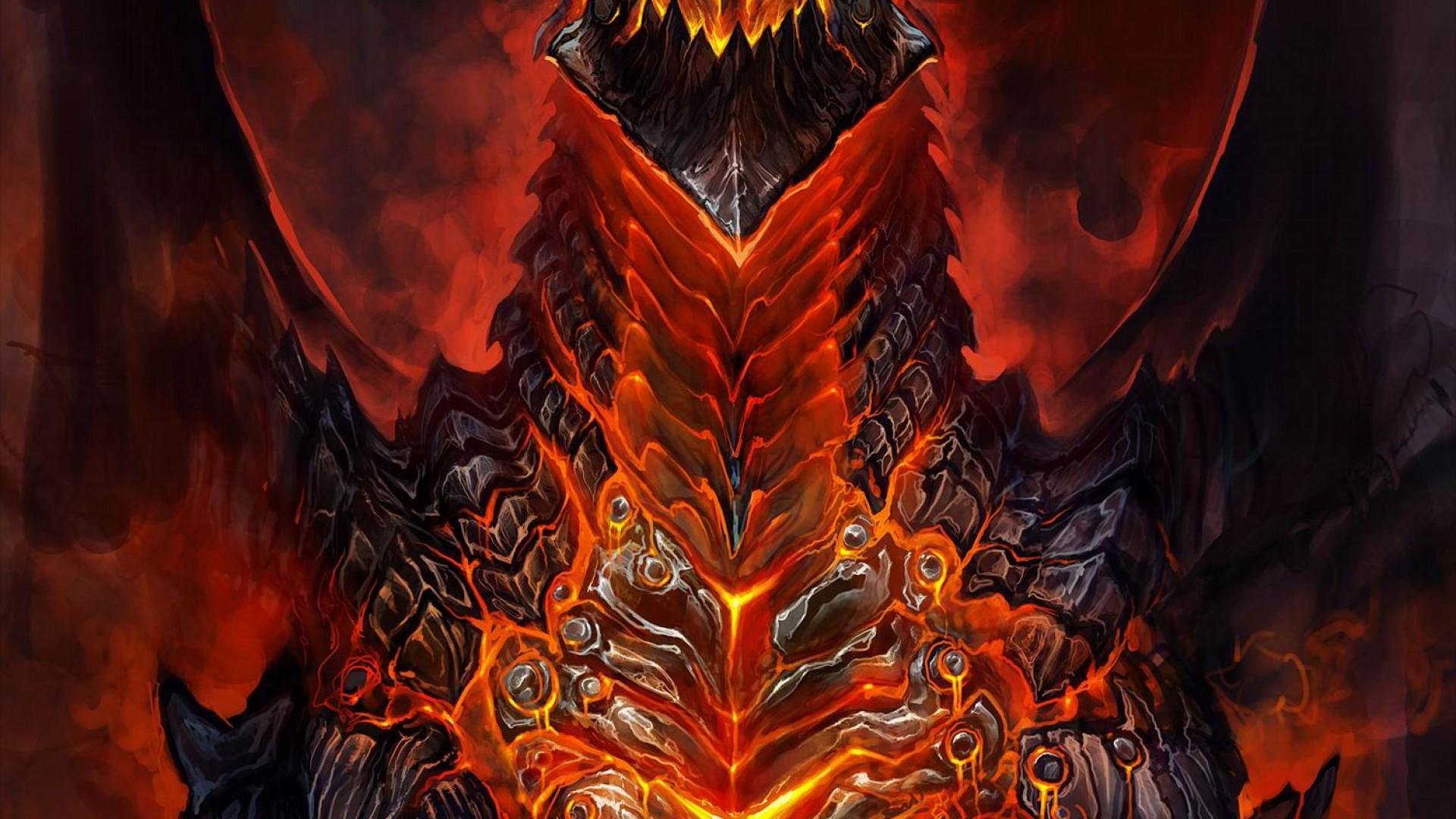 deathwing wallpaper - sf wallpaper