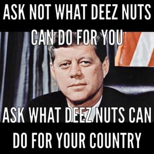 Funny memes deez nuts - MemeSuper