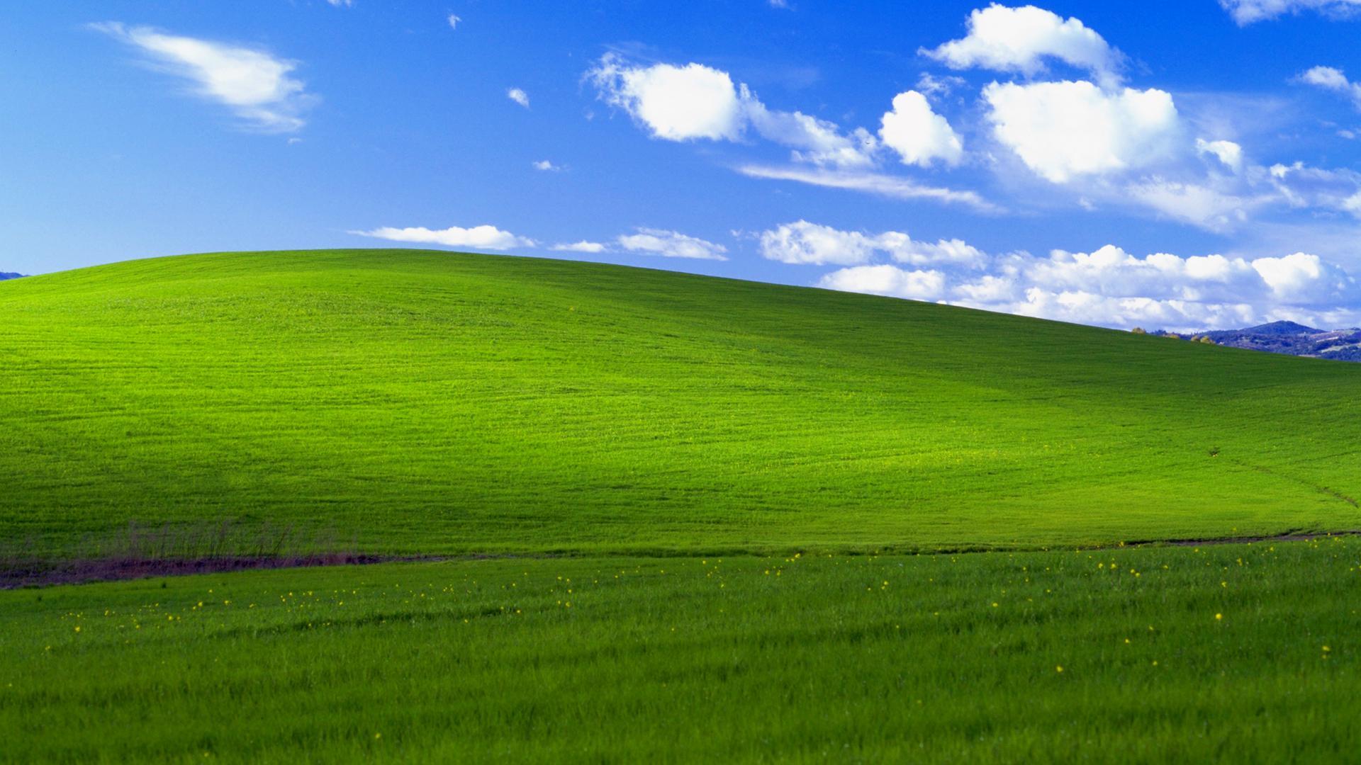 Default Windows Wallpaper